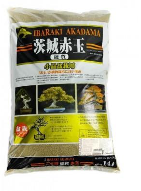 Akadama Hard Quality 14 l grano Shohin