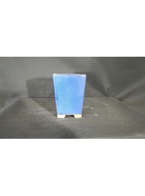 Maceta cuadrada/cascada 10.5x10.5x14.5cm.