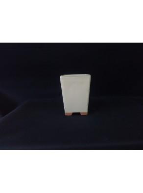 Maceta cuadrada/cascada 10.5x10.5x14.5cm
