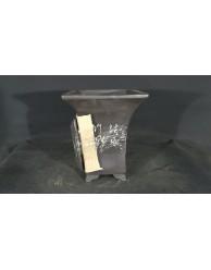 Maceta cascada/cuadrada 16x16x20.5cm.