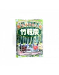 Carbón vegetal de bambú 5l.